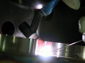 Schweissen und Metallverarbeitung in Perfektion